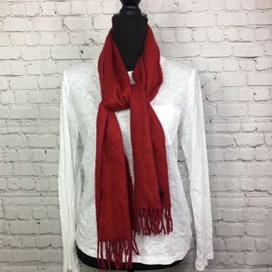 Brooks Brothers 100% Cashmere Scarf
